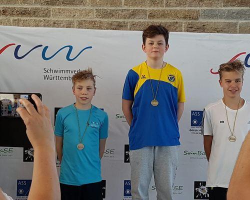 Schwimmen: Auswertung Württembergische Meisterschaften der Großen